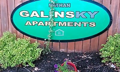 Nathan Galinsky Apartments, 1