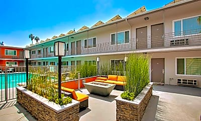 Twin Palms Apartments, 1