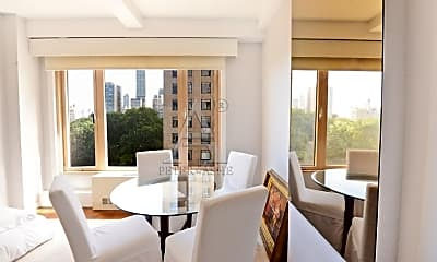 Dining Room, 100 Central Park S, 1