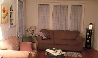 Living Room, 125 W Bodley Ave, 1