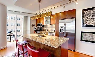 Kitchen, 1025 1st Street SE #513, 1