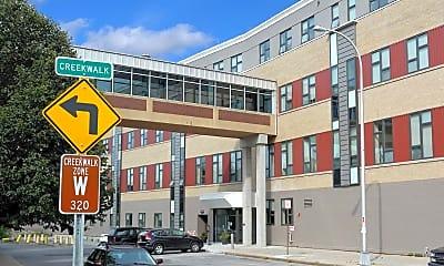 Building, Creekwalk Commons Apartments, 2