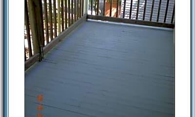 Patio / Deck, 575 Hyde Park Ave, 2