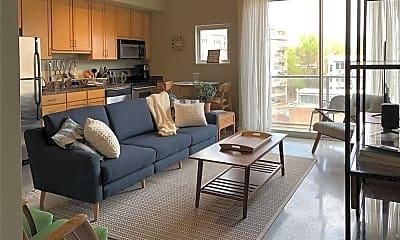 Living Room, 620 Glen Iris Dr NE 401, 0