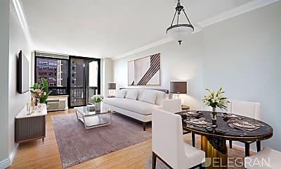 Living Room, 111 E 30th St 18-C, 1