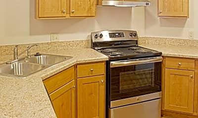 Kitchen, Fairmont Hills Apartments, 0