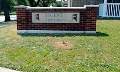 Regent I Apartments, 1