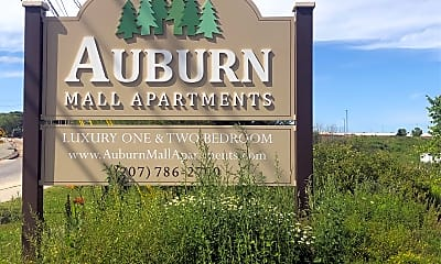 Auburn Mall Apartments, 1