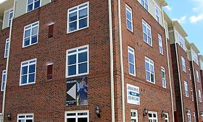 University Edge Apartments, 2