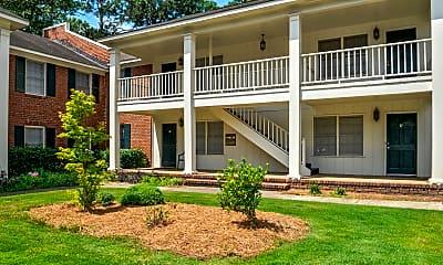 Building, Cove Apartments, 0