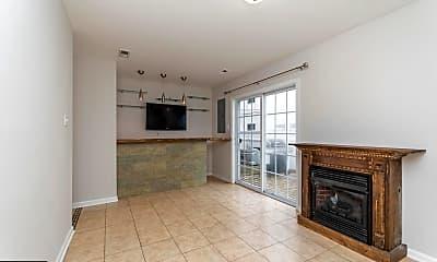 Living Room, 2530 Webb St, 1