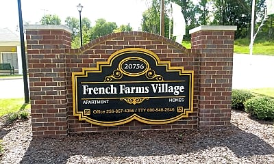 French Farms Apartments, 1