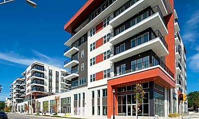 Building, Millennium Music Row, 0