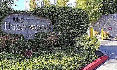 Community Signage, Hazelwood Retirement Community, 2