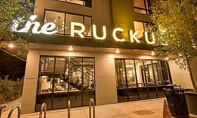 Community Signage, The Ruckus on Nueces, 0