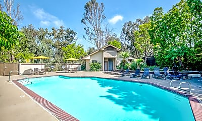 Pool, Spring Lakes Apartment Homes, 0