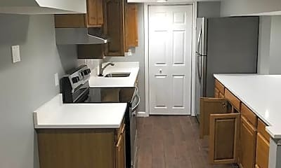 Kitchen, 1100 Broadview Road, 2