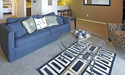 Living Room, Mariners Village, 1