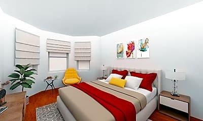 Bedroom, 71 South Hungtington, Unit 2, 0