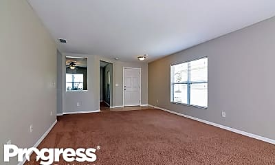 Living Room, 406 Chimney Rock Dr, 1
