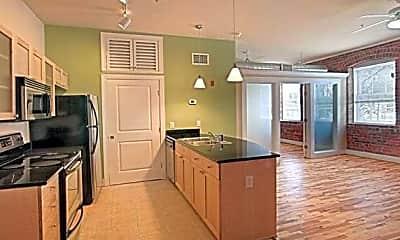 Kitchen, Dunlop Street Lofts, 1