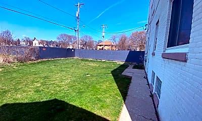 Building, 2237 N Hubbard St, 2