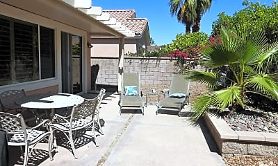 Patio / Deck, 78739 Palm Tree Ave, 1