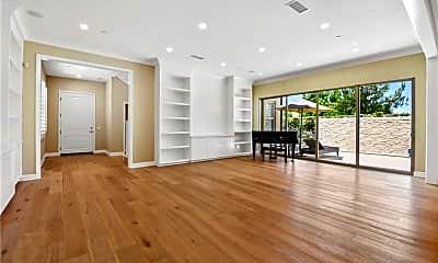 Living Room, 105 Field Poppy, 1