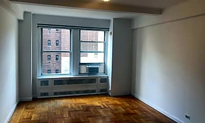 Living Room, 433 W 34th St 6-H, 1