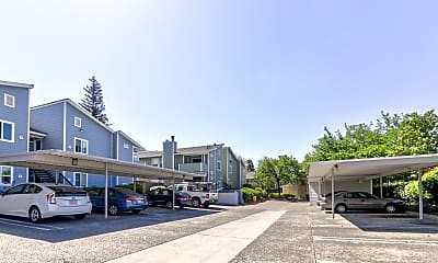 Building, Matheson Woods Apartments, 1