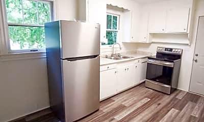 Kitchen, Dobbs Street, 1