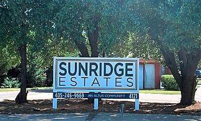 Sunridge Estates, 1