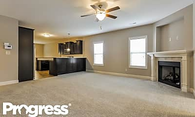 Living Room, 615 Airedale Trail, 1