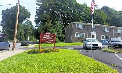 Chestnut Mansion Apartments, 1
