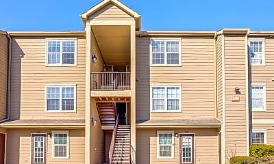 Building, Copper Ridge Apartments, 1