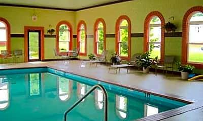 Pool, Charwood Suites, 1