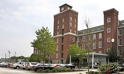 Building, The Lofts At Wamsutta Place, 0