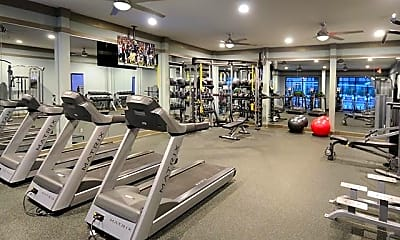 Fitness Weight Room, 1155 Lavista Rd NE Unit #3, 2