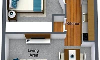 Building, 740 Michael St, 1
