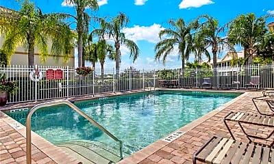 Pool, 7874 Clemson St 102, 2