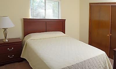 Bedroom, Kingsway Apartments, 2