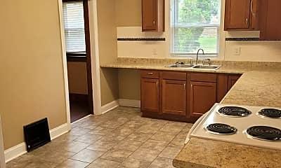 Kitchen, 1419 N 31st St, 2