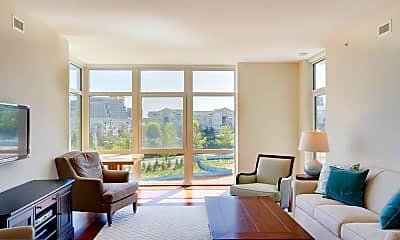 Living Room, 8220 Crestwood Heights Dr 808, 1