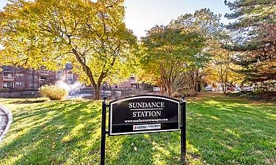 Community Signage, Sundance Station, 1