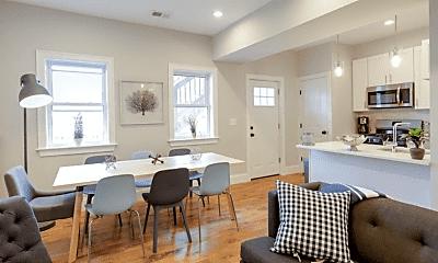 Dining Room, 173 Trenton St, 1