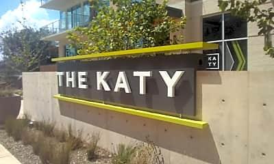 The Katy, 1