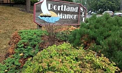 Portland Manor, 1