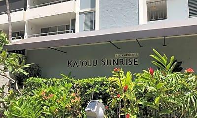Building, 430 Kaiolu St, 0