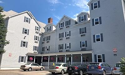 Adams Street Apartments, 0