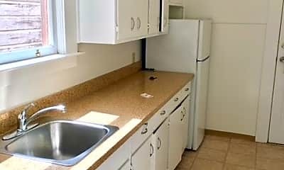 Kitchen, 16 Cole St, 1